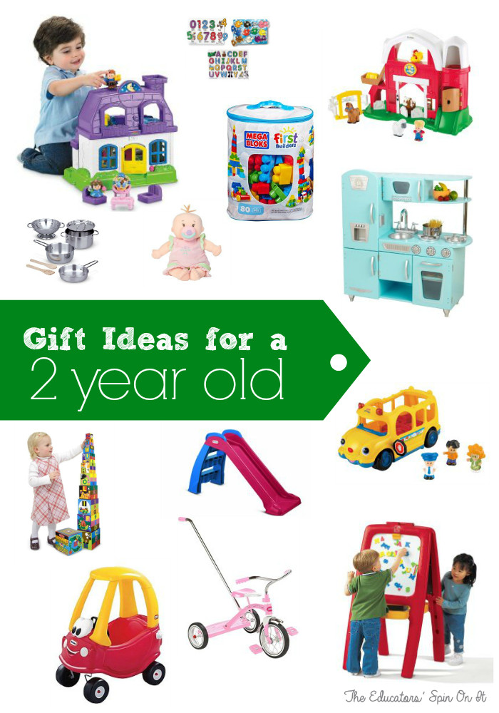 Gift Ideas For 2 Year Old Boys  Birthday Gift Ideas for Two Years Old The Educators