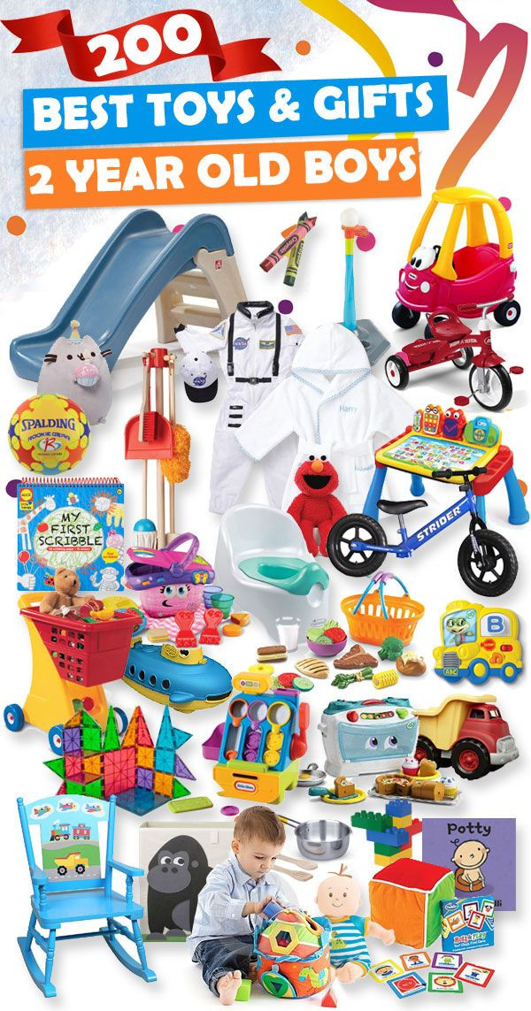 Gift Ideas For 2 Year Old Boys  Gifts For 2 Year Old Boys 2019 – List of Best Toys With