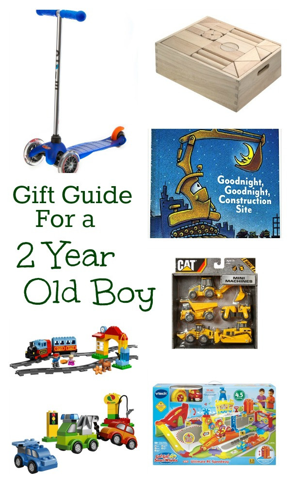 Gift Ideas For 2 Year Old Boys  Gift Guide for a 2 Year Old Boy