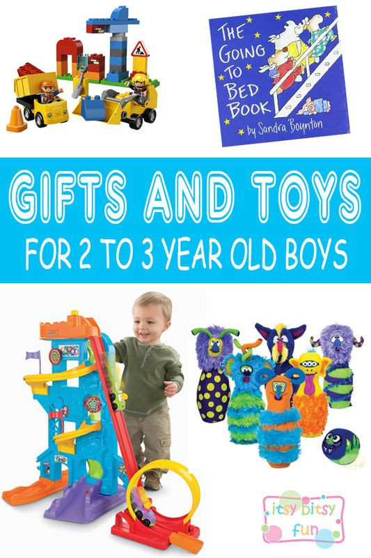 Gift Ideas For 2 Year Old Boys  Best Gifts for 2 Year Old Boys in 2017