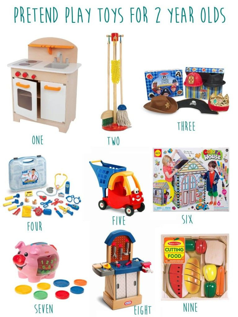 Gift Ideas For 2 Year Old Boys  t guide for 2 year old boys pretend play
