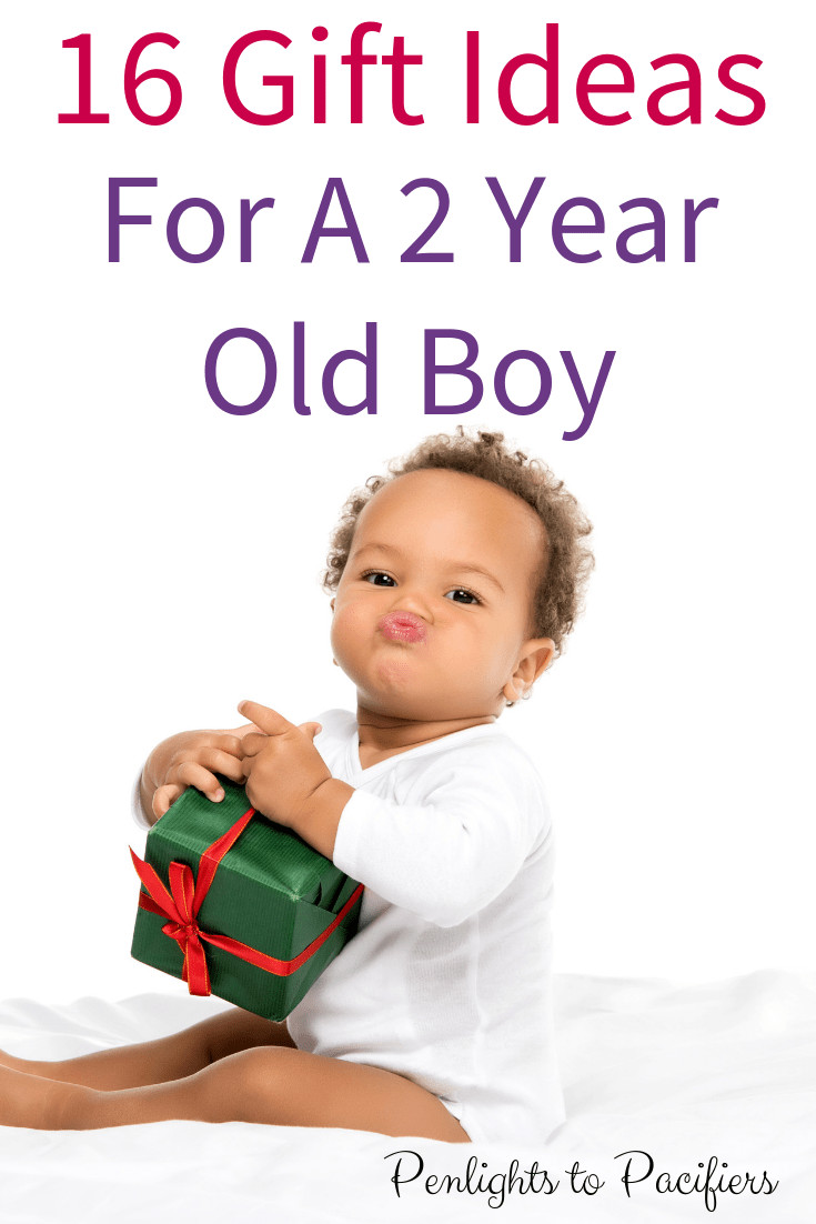 Gift Ideas For 2 Year Old Boys  16 Gift Ideas For A 2 Year Old Boy Penlights to Pacifiers