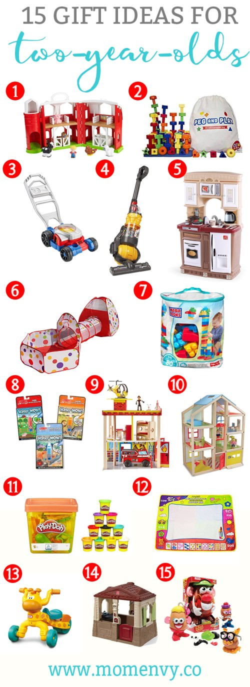 Gift Ideas For 2 Year Old Boys  Gift Ideas for Two Year Olds