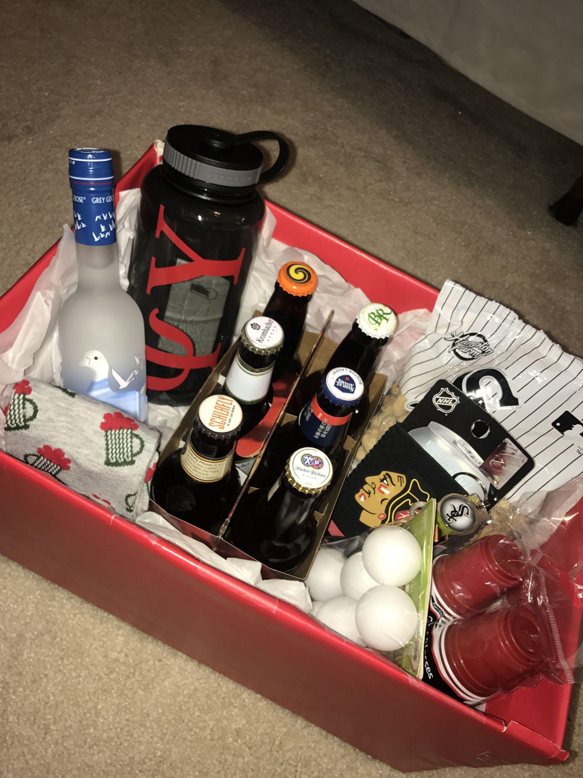 Gift Ideas For 21St Birthday Male  21st birthday t for boyfriend or guy friends