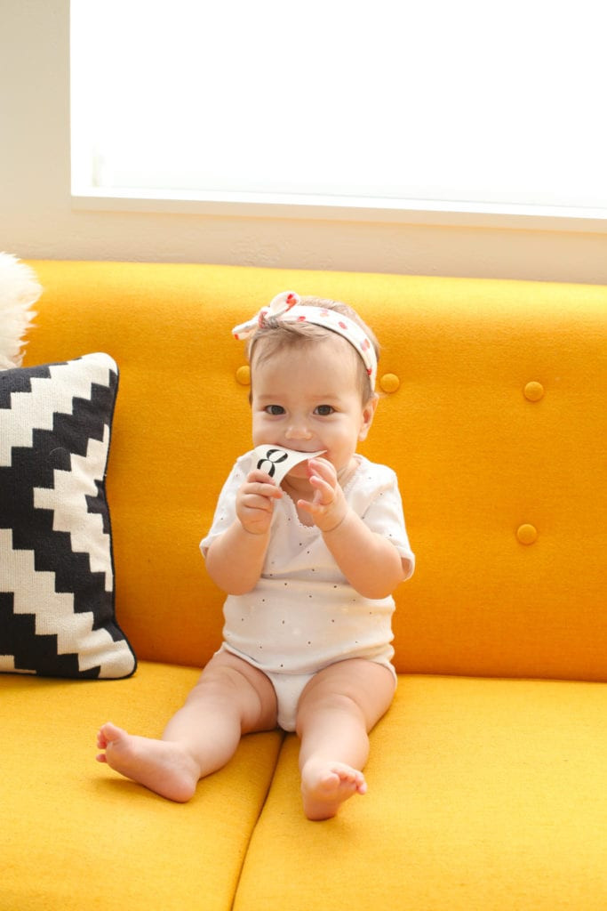 Gift Ideas For 8 Month Old Baby Girl  Maggie 8 Months Lovely Indeed
