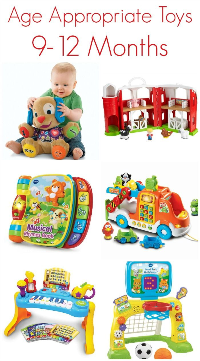 Gift Ideas For 8 Month Old Baby Girl  Development & Top Baby Toys for Ages 9 12 Months