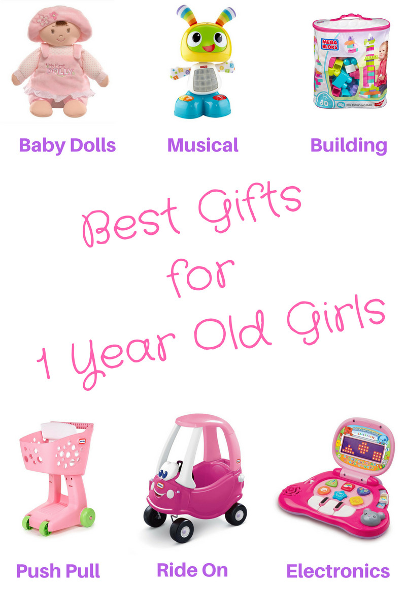 Gift Ideas For 8 Month Old Baby Girl  Toys for 1 Year Old Girl Birthday Christmas Gifts in 2018