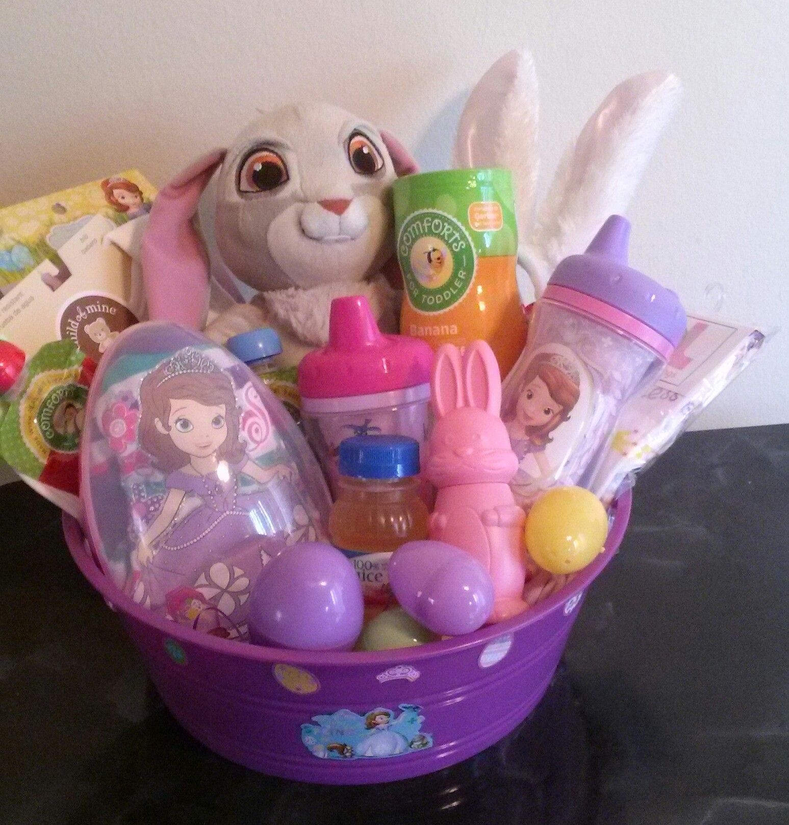 Gift Ideas For 8 Month Old Baby Girl  Easter Basket ideas for 8 Month Old Girl