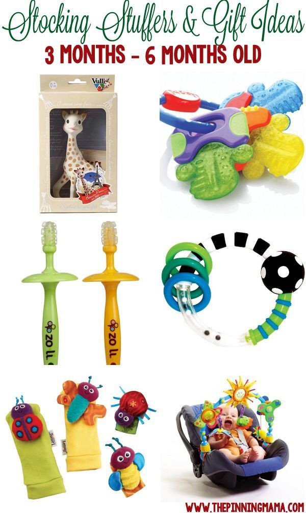 Gift Ideas For 8 Month Old Baby Girl  Great t ideas for a 3 month old baby 4 month old baby