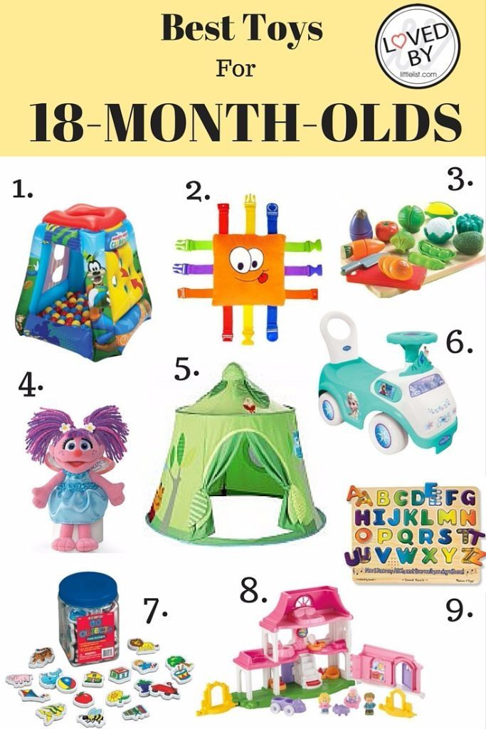 Gift Ideas For 8 Month Old Baby Girl  Pin on Gift Ideas for Kids By Age and Gender