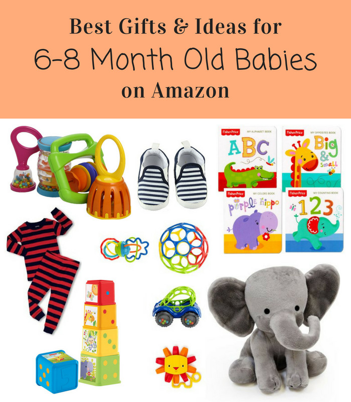 Gift Ideas For 8 Month Old Baby Girl  Best Gifts & Ideas for 6 8 Month Olds on Amazon