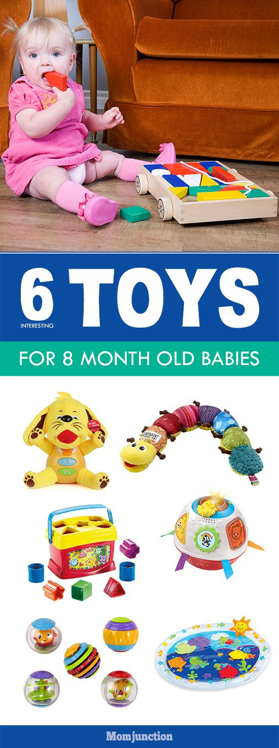 Gift Ideas For 8 Month Old Baby Girl  25 Best Toys For 8 Month Old Baby In 2020