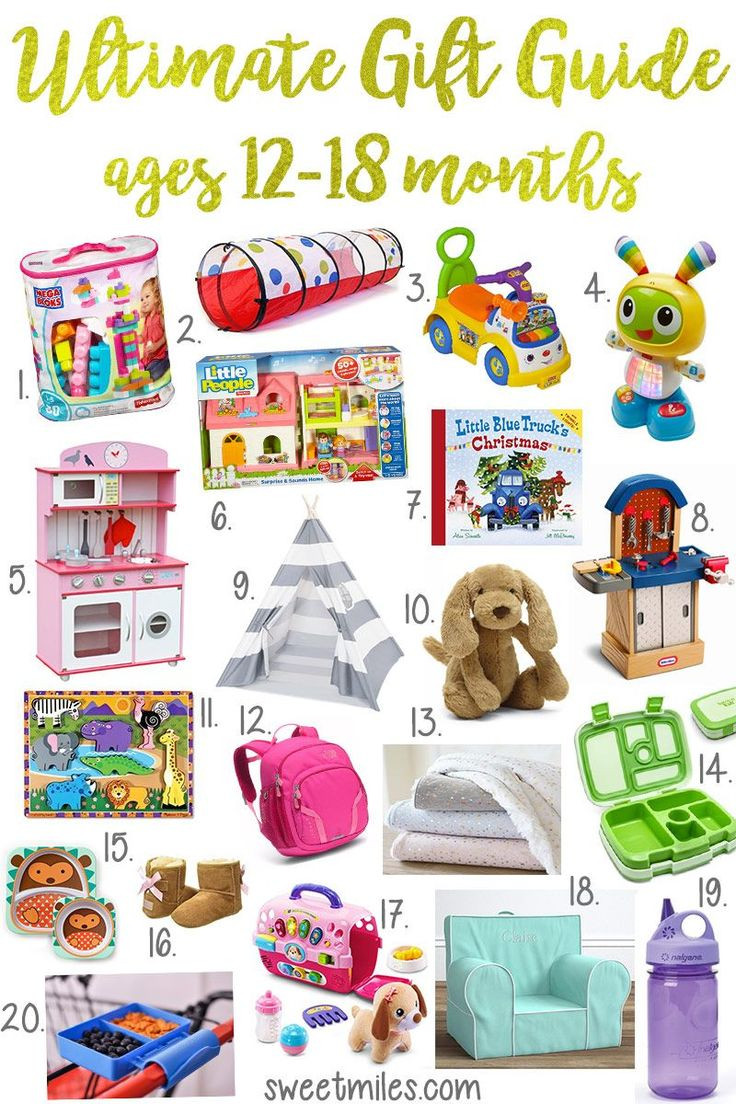 Gift Ideas For 8 Month Old Baby Girl  136 best Best Gifts for Toddler Girls images on Pinterest