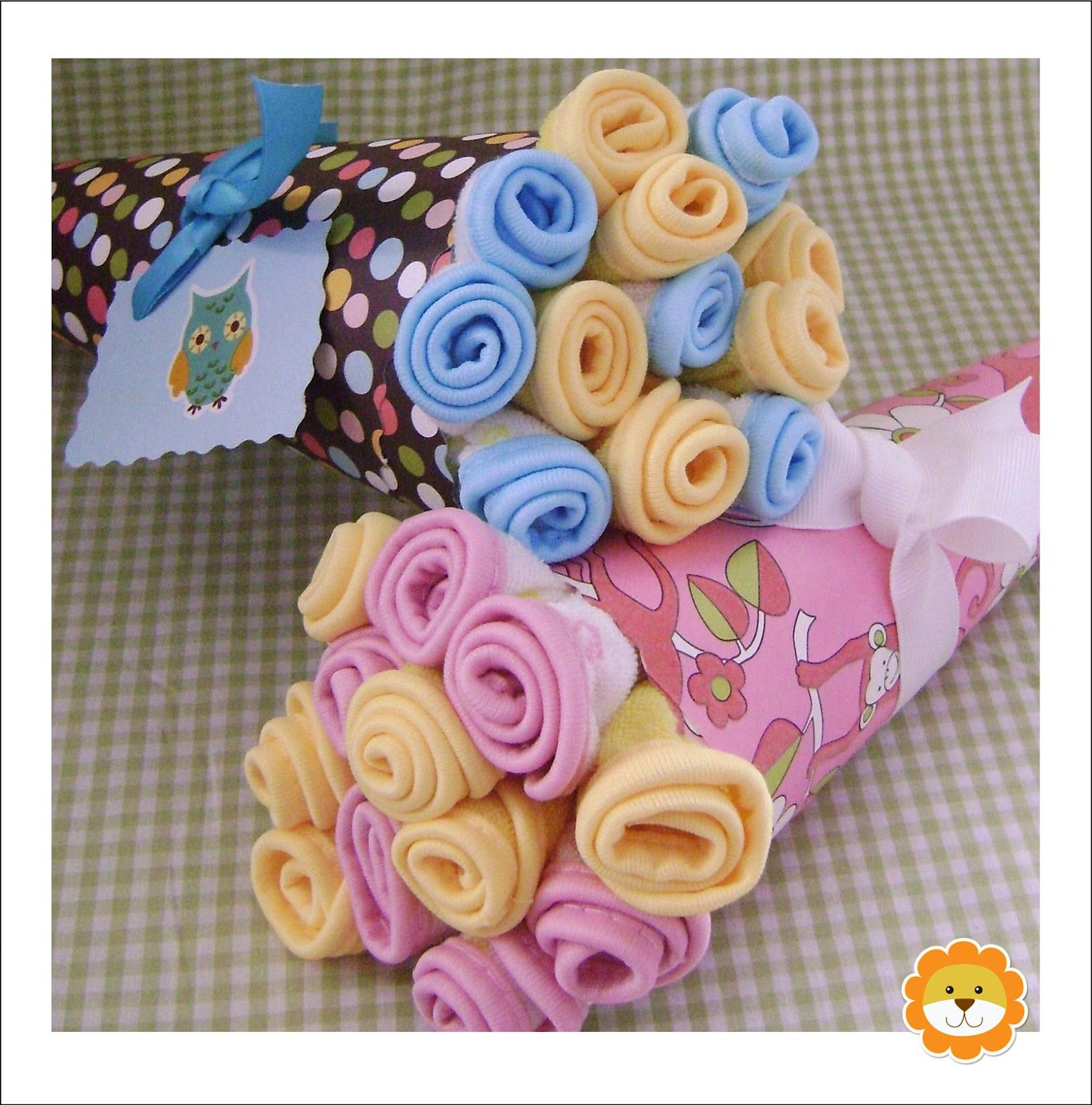 Gift Ideas For A Baby Girl  It s Written on the Wall Cute Ideas for Your Baby Shower