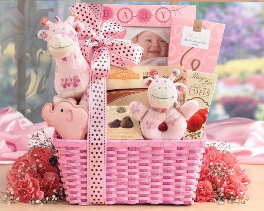 Gift Ideas For A Baby Girl  Baby Shower Gift Ideas – Cathy