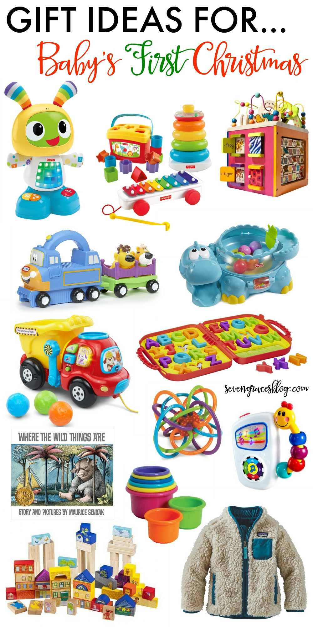 Gift Ideas For A Baby Girl  Gift Ideas for the Preschool Girl and for Baby s First
