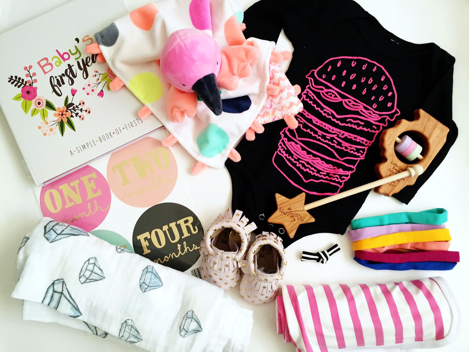 Gift Ideas For A Baby Girl  Favorite Gift Ideas For Baby Girls