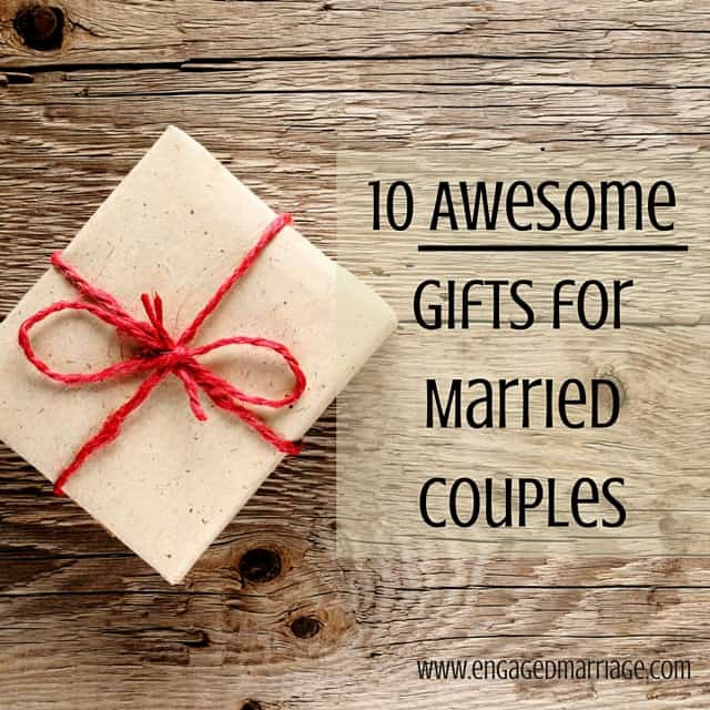 Gift Ideas For A Couple  10 Awesome Gifts for Married Couples