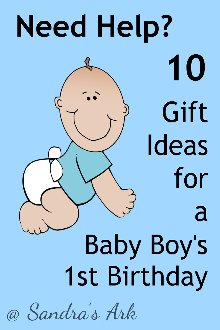 Gift Ideas For Baby First Birthday  Sandra s Ark 10 Gift Ideas for Baby Boy s First Birthday