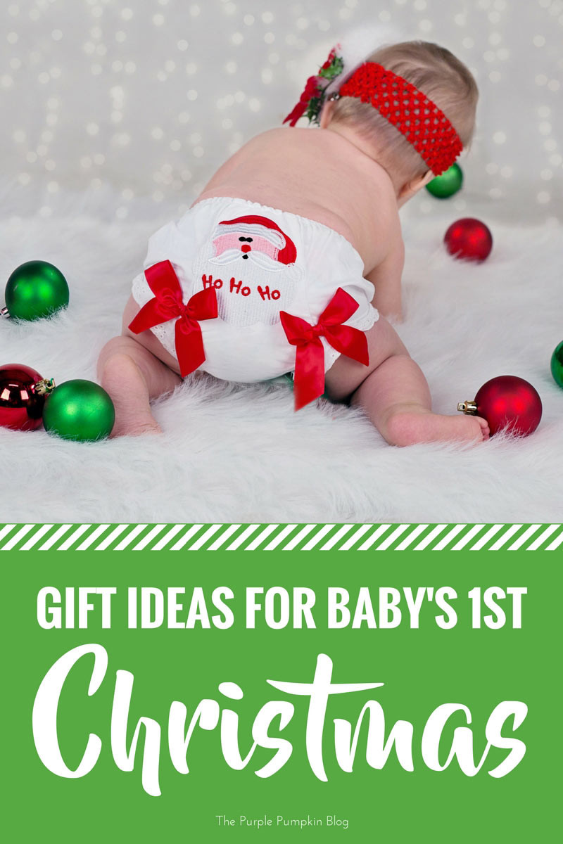 Gift Ideas For Baby First Birthday  Gift Ideas for Baby s First Christmas