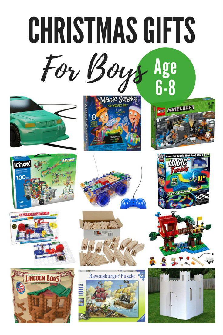 Gift Ideas For Boys Age 5  Ultimate Kids Christmas Gift Guide The Weathered Fox