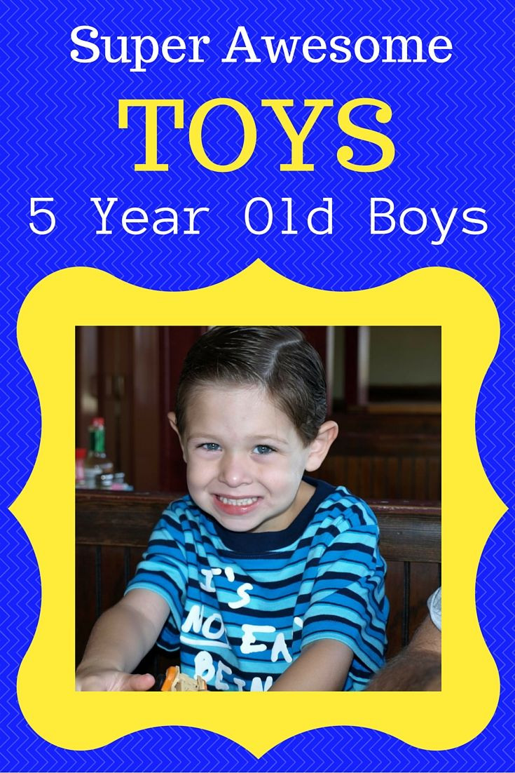 Gift Ideas For Boys Age 5  What Are The Best Toys for 5 Year Old Boys 25 Great