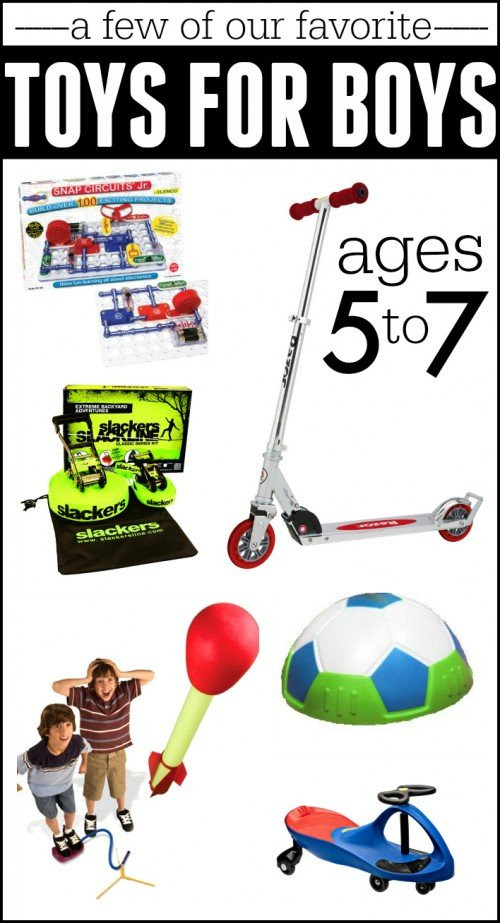 Gift Ideas For Boys Age 5  Jenae Author at I Can Teach My Child