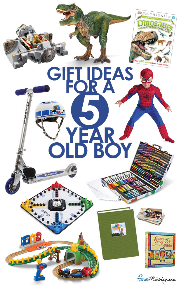 Gift Ideas For Boys Age 5  Toys for a 5 year old boy