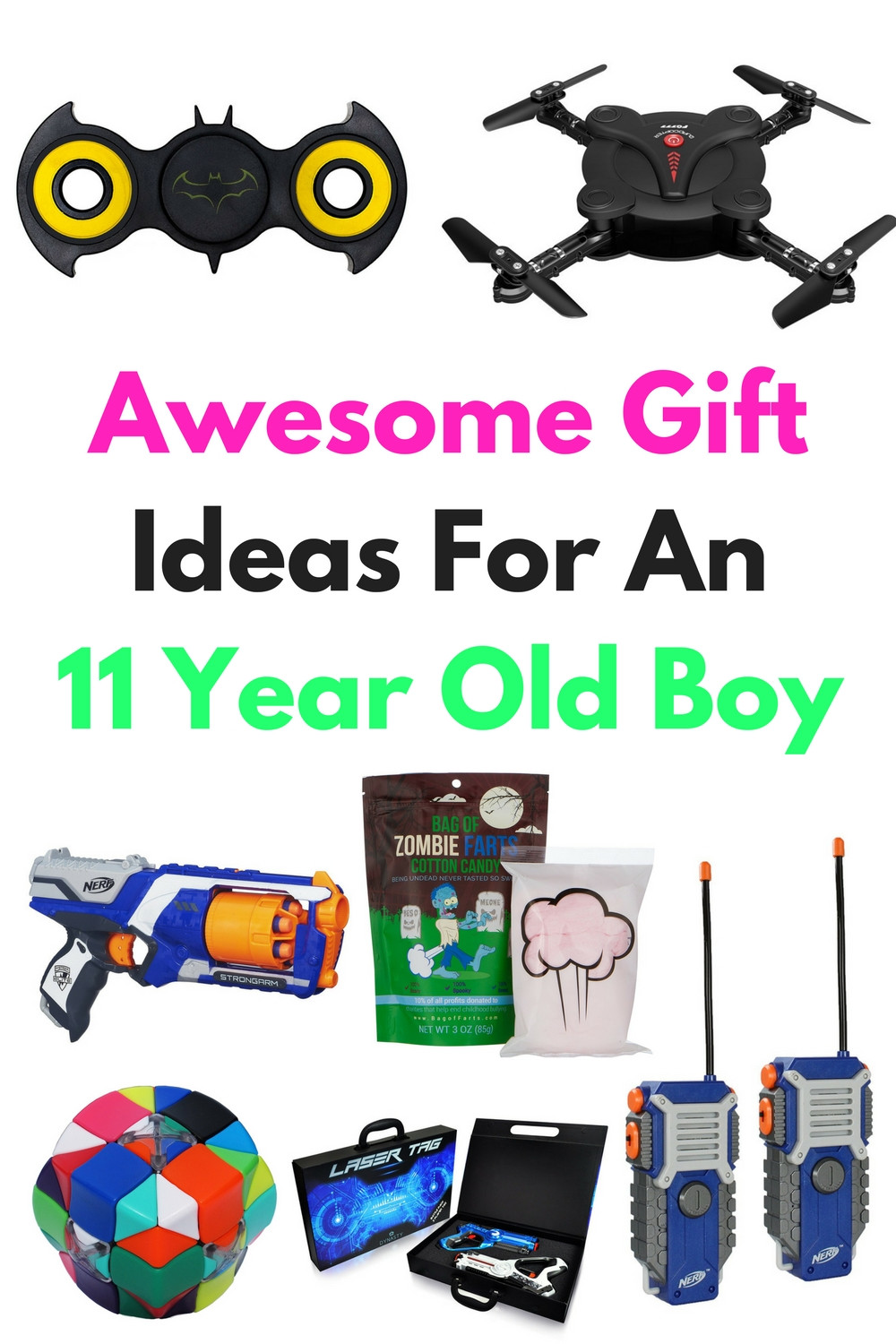 Gift Ideas For Boys  Awesome Gift Ideas For An 11 Year Old Boy