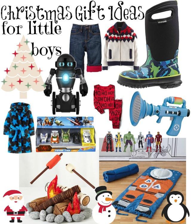 Gift Ideas For Boys  Christmas Gift Ideas for Kids Little Boys ⋆ chic everywhere