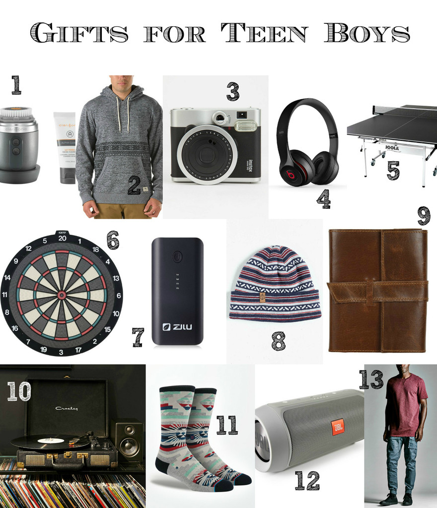 Gift Ideas For Boys  Last Minute Gift Ideas for Teen Boys and Men that don t