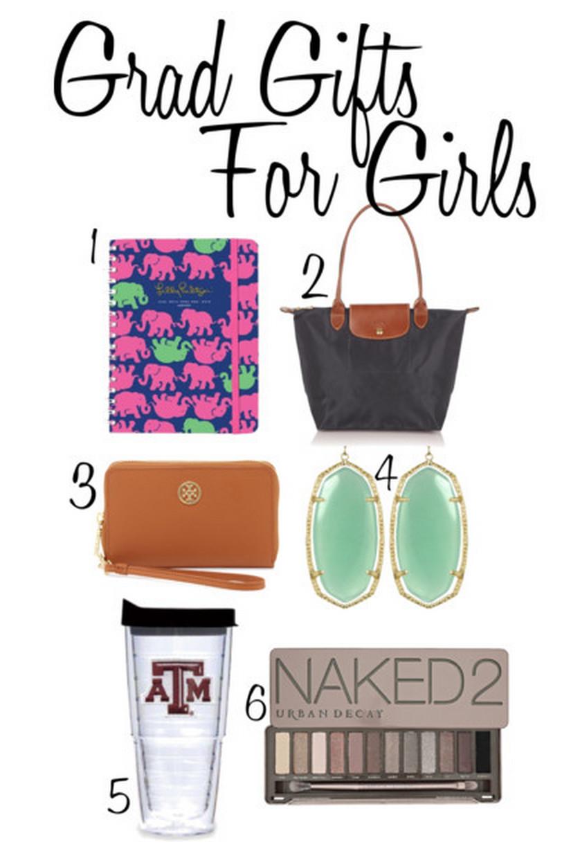 Gift Ideas For College Girls  Grad Gift Guide – Joyfully Abby