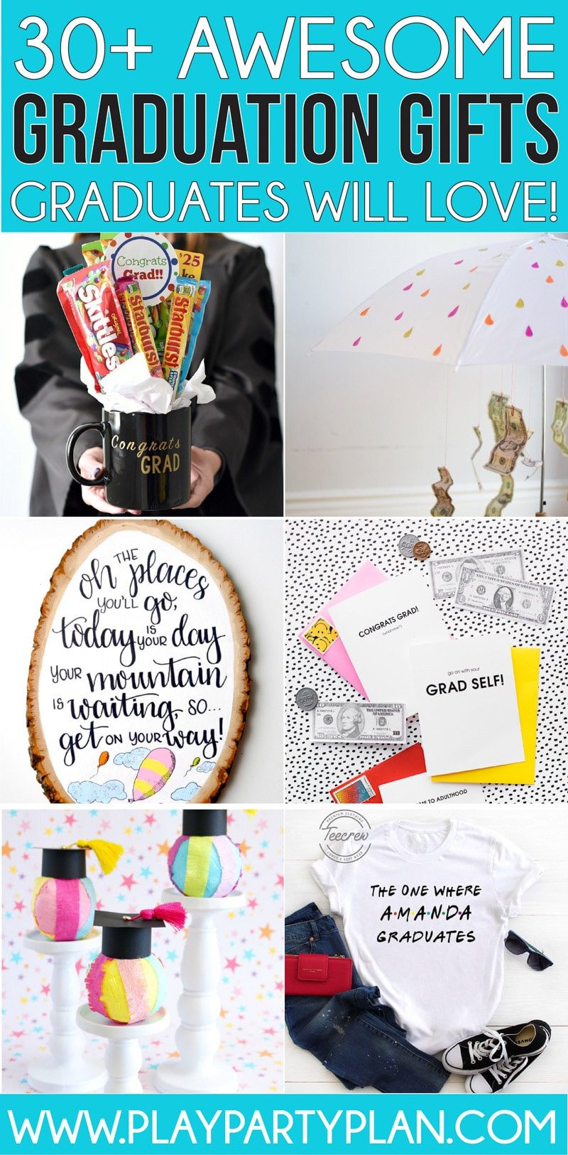 Gift Ideas For College Graduation  30 Awesome High School Graduation Gifts Graduates Actually