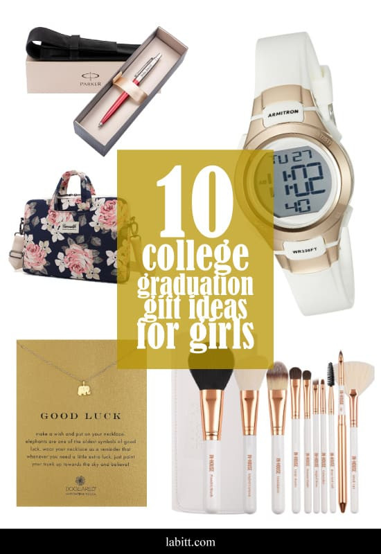 Gift Ideas For College Graduation  Best 10 Cool College Graduation Gifts For Girls [Updated