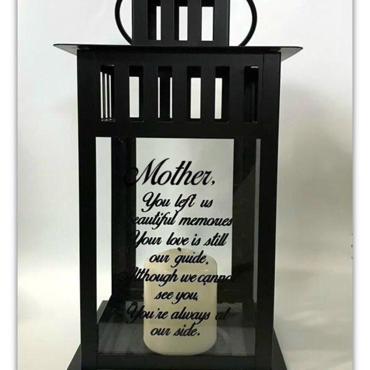 Gift Ideas For Death Of Mother  Loss of Mom Loss of Mother Sympathy Gift Memory Candle