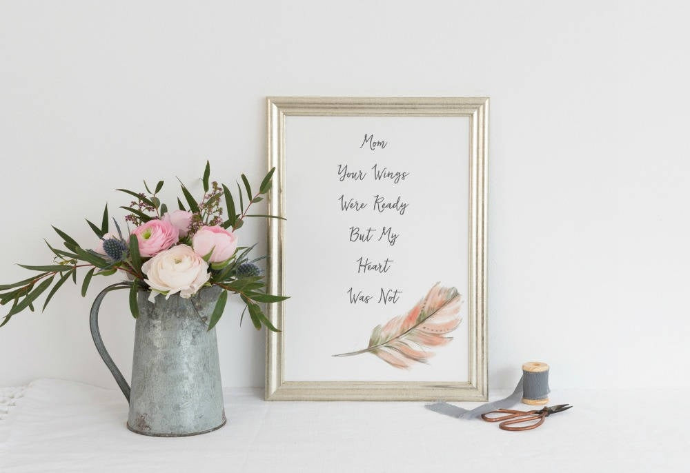 Gift Ideas For Death Of Mother  Loss of mother Bereavement Gift Condolence Gift Sympathy