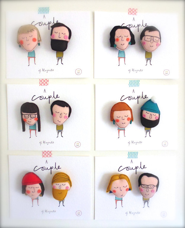 Gift Ideas For Eloped Couple  Con Affetto s Incredibly Funky Christmas Gift Ideas con