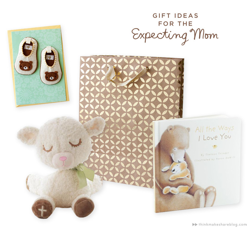 Gift Ideas For Expecting Mother  Gift ideas for all the moms in your life Think Make