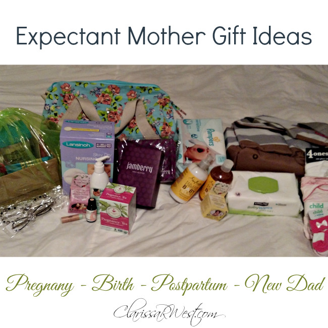 Gift Ideas For Expecting Mother  Expectant Mother Gift Ideas • Clarissa R West