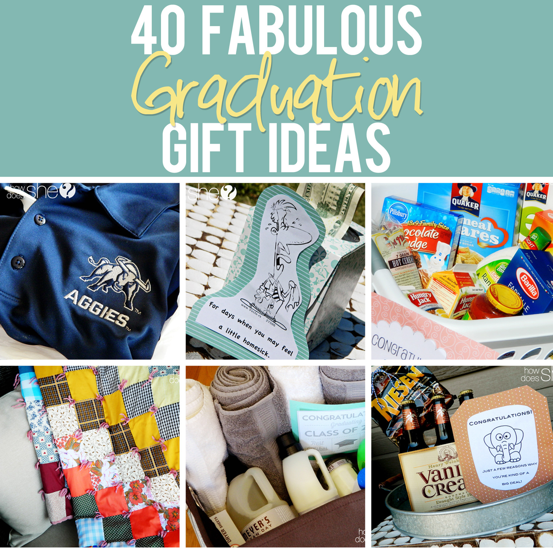 Gift Ideas For Graduation  Graduation Gift Ideas that are Perfect for Any Graduate