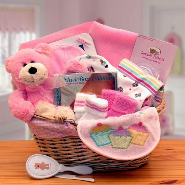 Gift Ideas For New Baby Girl  319 best images about Lil La s Baby Girl Gifts on