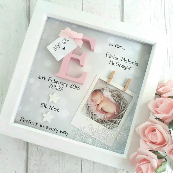 Gift Ideas For New Baby Girl  New Baby Gift Baby Girl Gift Gifts For Newborn 1st