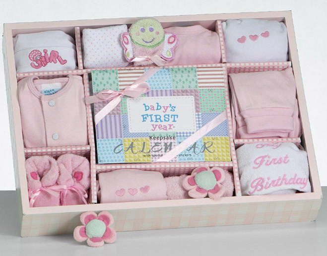 Gift Ideas For New Baby Girl  Top 5 Baby Girl Gifts News from Silly Phillie