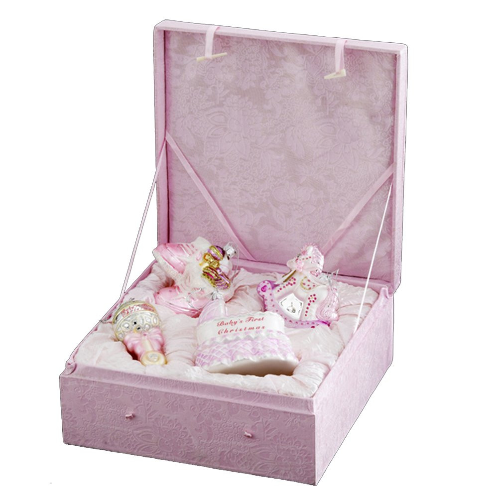 Gift Ideas For New Baby Girl  First Christmas Gifts for a Baby Girl Cute Ideas
