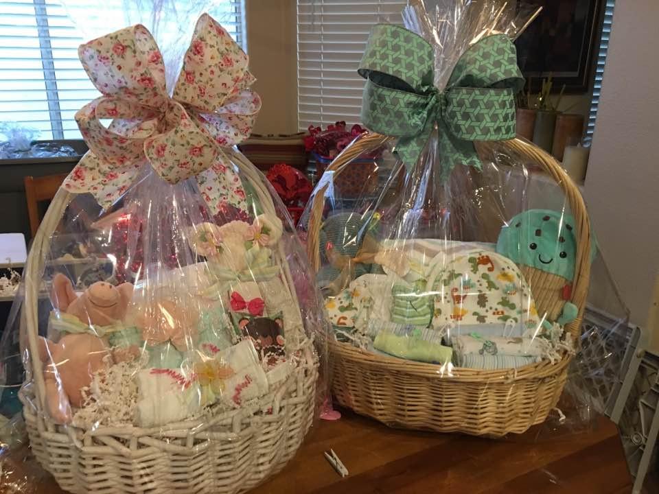 Gift Ideas For New Baby Girl  90 Lovely DIY Baby Shower Baskets for Presenting Homemade