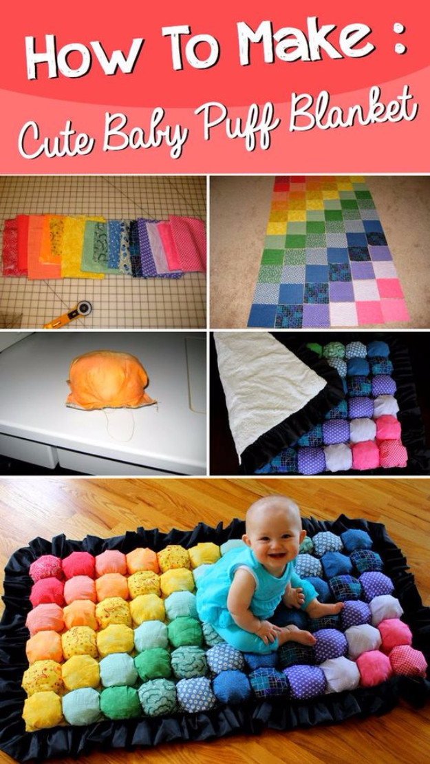 Gift Ideas For New Baby Girl  36 Best DIY Gifts To Make For Baby