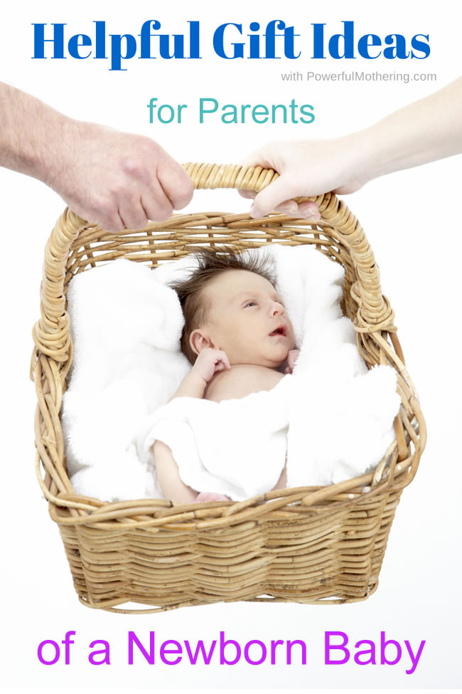 Gift Ideas For Newborn Baby Boy  Gift Ideas for Parents of a Newborn Baby