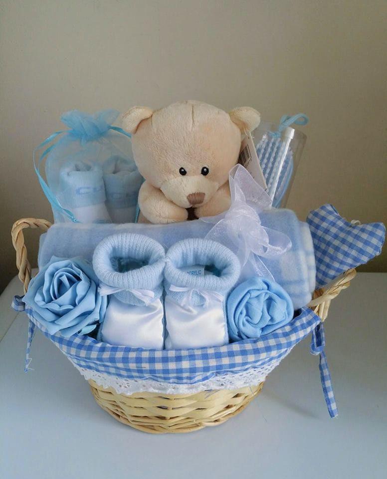 Gift Ideas For Newborn Baby Boy  25 baby shower t basket ideas for boy Planning baby
