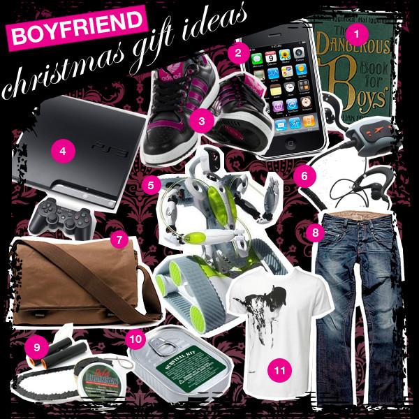 Gift Ideas For Teen Boyfriend  Christmas Gift Ideas For Teenage Boyfriend
