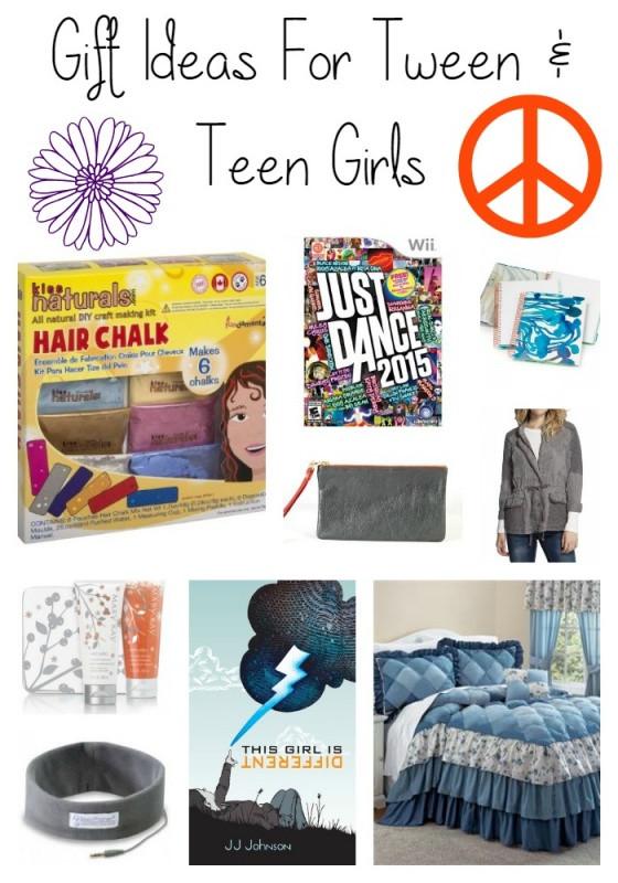 Gift Ideas Teenage Girls  Gift Ideas For Tween & Teen Girls